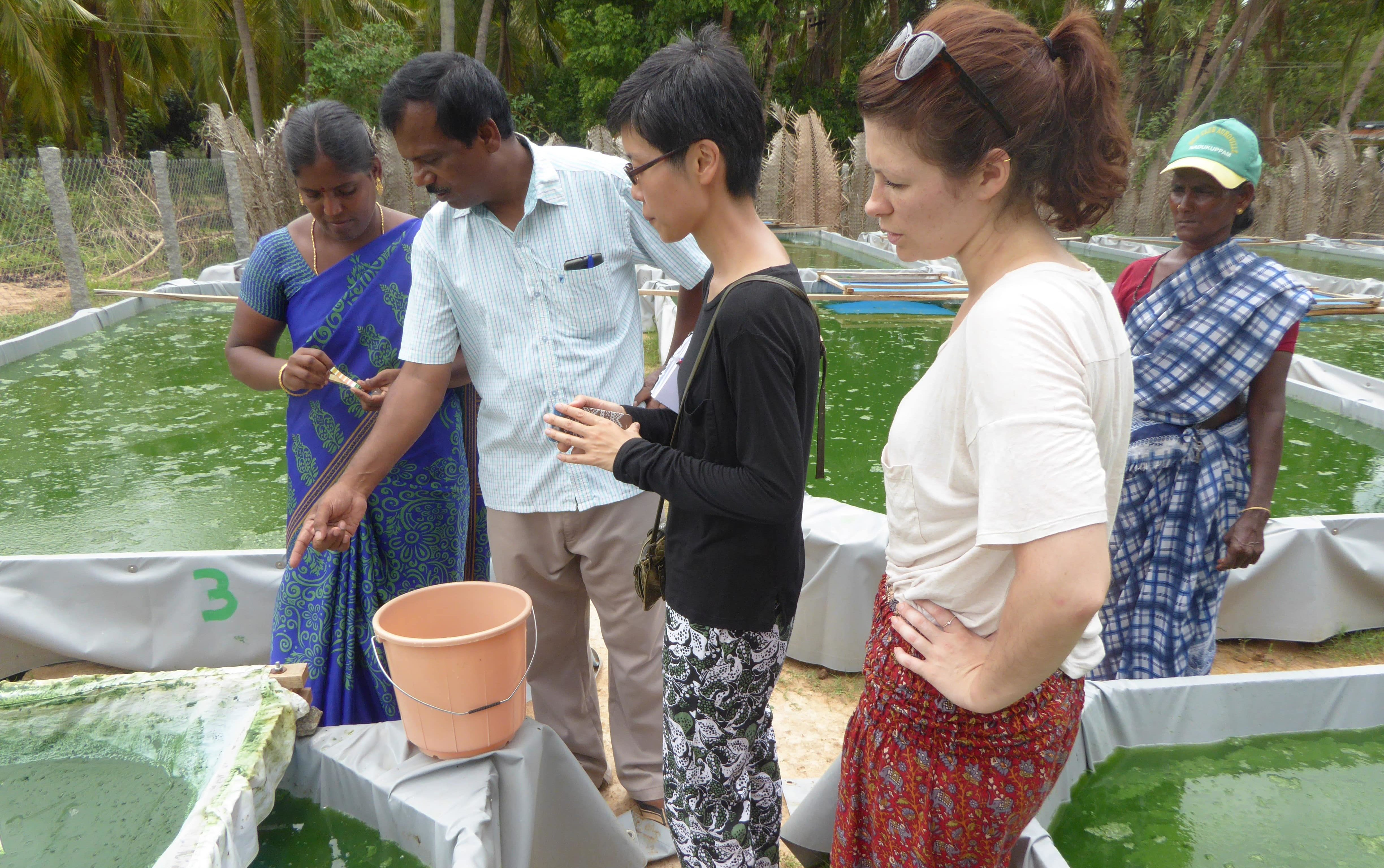 responsible volunteering abroad in India by sharing skills and working closely with local change makers