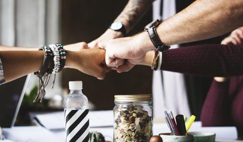 responsible volunteering through skill sharing leads to organisational sustainability